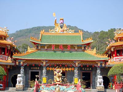 (Tourist Attraction) Hongde Temple – The First Temple in Taiwan Dedicated to Sun Bin