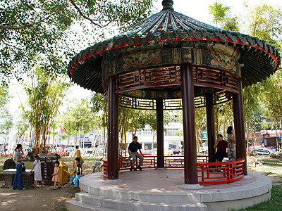 (Tourist Attraction) Koxinga Shrine in Taiwan Tells a Tale of a War Hero