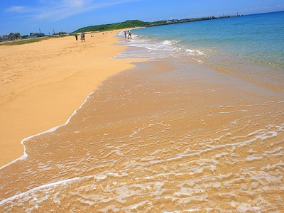 (Tourist Attraction) Enjoy a Laid-back Summer Vacation on Shanshui Beach