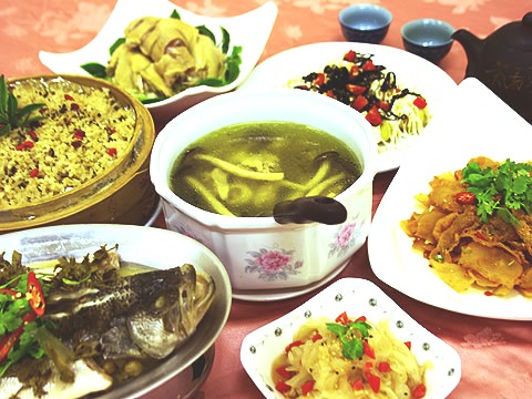 Get a Taste of Nantou Local Delicacies