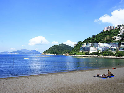 Hong Kong/ Repulse Bay – The Most Beautiful Beach in the Southern District