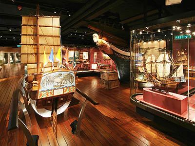 Hong Kong/ Stanley – Hong Kong Maritime Museum to Witness the Maritime History in Hong Kong