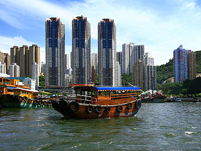 Hong Kong/ Aberdeen – From a Simply Fishing Village to a Popular Tourist Spot