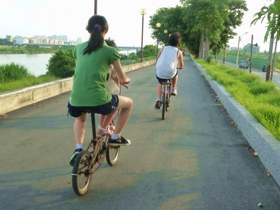 Biking in Anping, Tainan (Part 1)