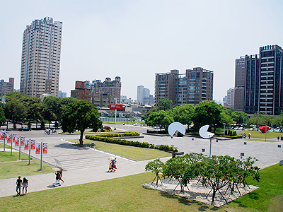 The Inspiration of Artists- Art Museum District in Taichung