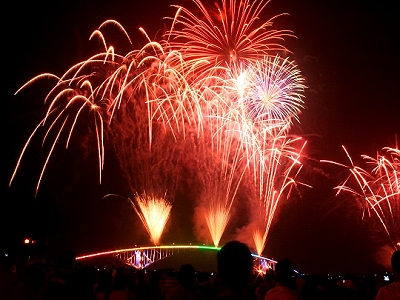 The Origin of Penghu Firework Festival