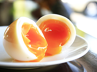 (Recipe) Hot Spring Egg