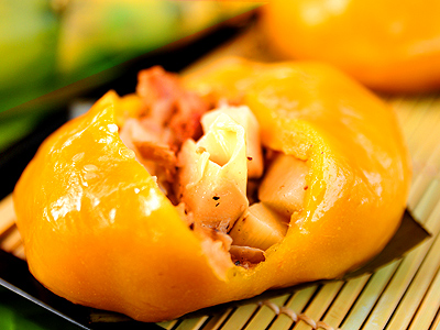 (Recipe) Sweet Potato Steamed Bun