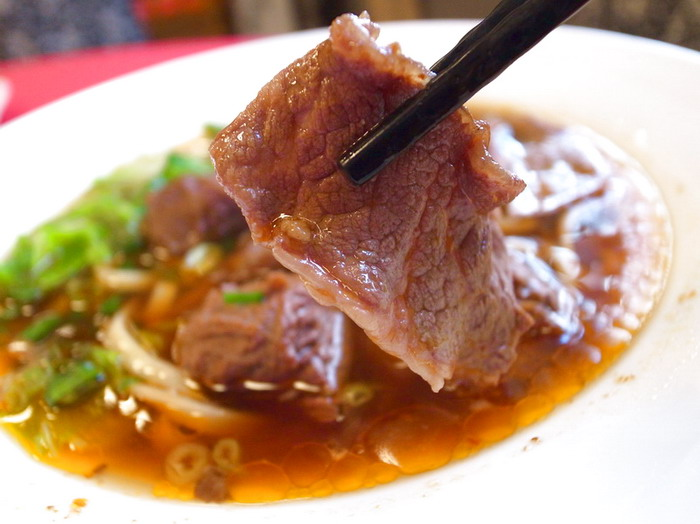 Champion Beef Noodles in Kinmen