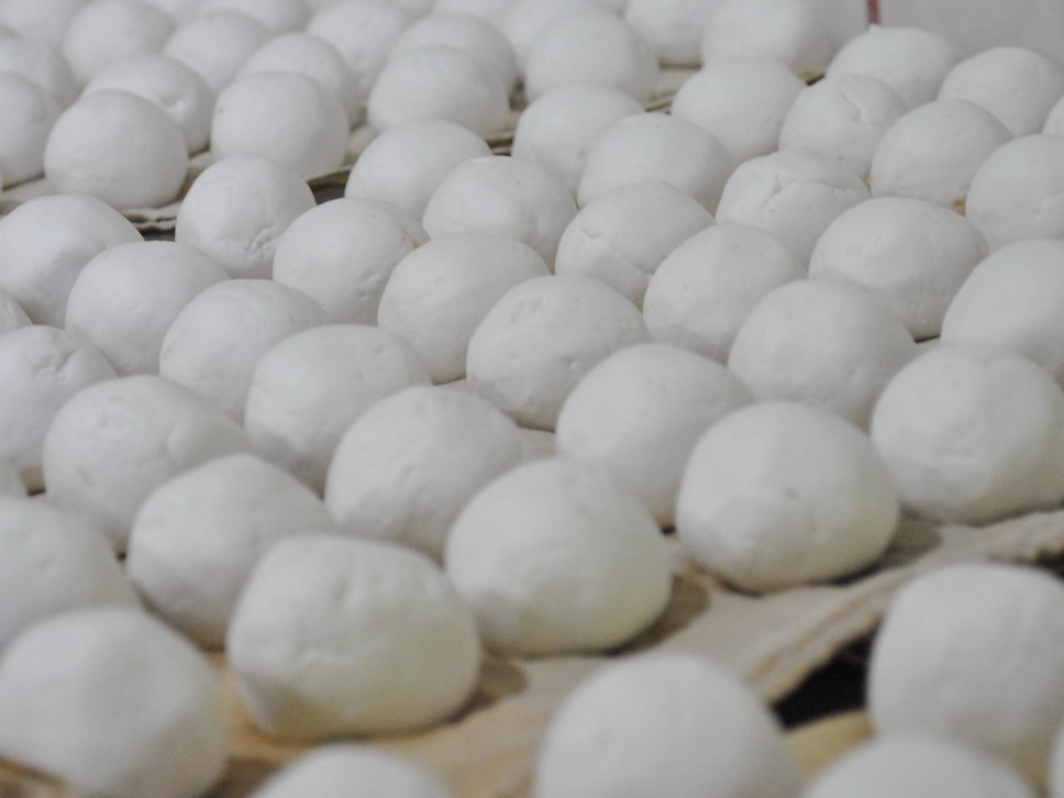 A Love Story Leads to a Tangyuan Store