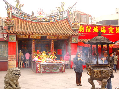 【CNY Trip in Taiwan】One-day Journey to Chinese New Year's Goods Street