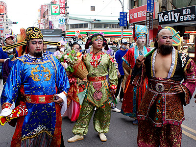 【Culture】Folklore Carnival on Lantern Festival