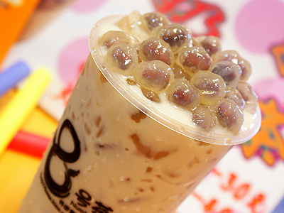 Who Can Say No to Pearl Milk Tea?
