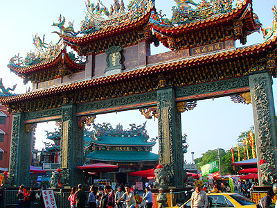 【Attraction】Mazu Temple in Tainan