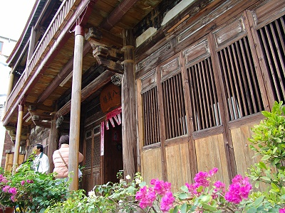 【Attraction】Yanshui Octagonal Building