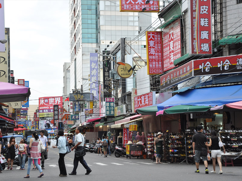 【Attractions】Wenhua Rd. Night Market in Chiayi