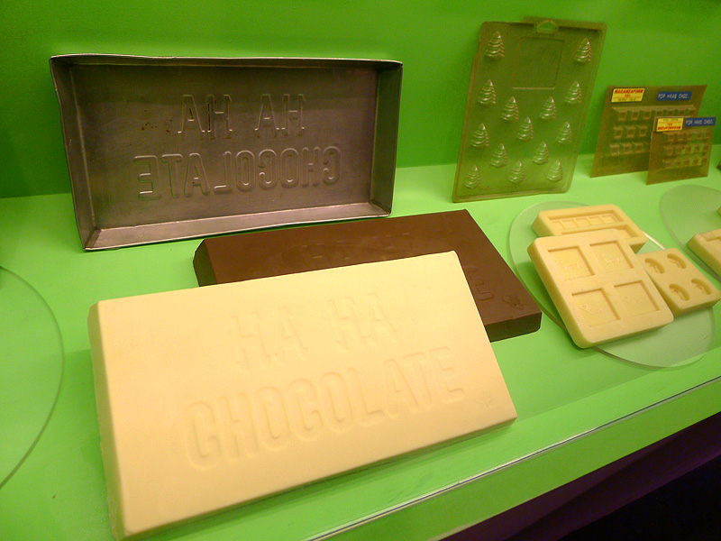 【Attractions】Pay a Visit to Chocolate Museum in Taoyuan