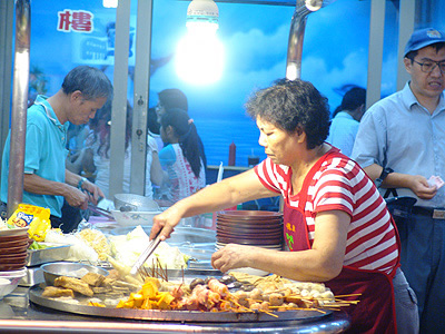 Feng Chia night market