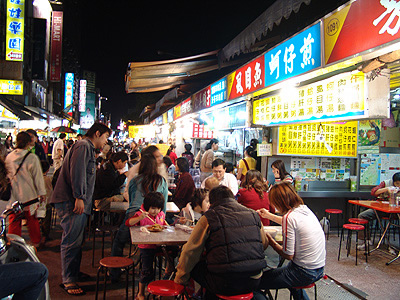 Luodong night market, Yilan's popular night market