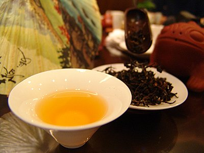 Three Daos (factors)of tea-producing :Tian Dao, Di Dao, Ren Dao
