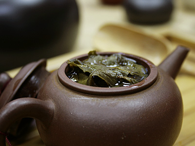Yushuan High Mountain Tea Has a Strong Fragrance and Natural Sweetness (Local Specialties)