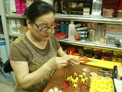 The Heritage of Traditional Needlework and Craftwork in Beigang (Humanities)