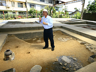 Futian No.6 Pit Discovers Millennial Life History in Puli (Culture)