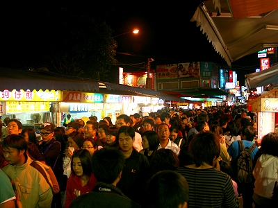 Splendid Nightlife in a Small Town - Luodong Night Market (Tourist Attraction)