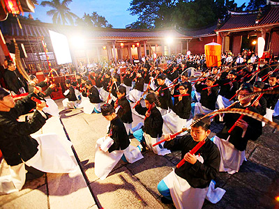 Confucius Temple Cultural Festival Carries on 2000 Years of Confucian Ethics and Cultures (Festival)