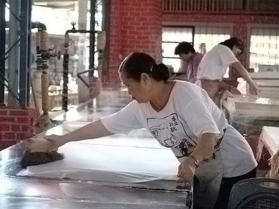 The Culture of Papermaking and Local Industry –Guangshin Paper Mill (Tourist Attraction)