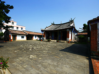 DenYin Academy in Caotun Full of Humanities and History (Historic Site)