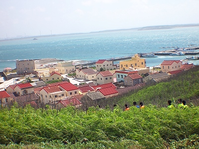 Yuanbeiyu Islet – A Serene Island Falls Between the Sky and the Sea (Penghu East North Sea)