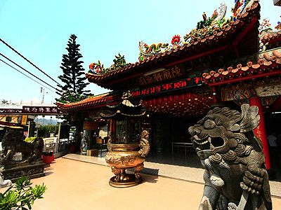 General Chenfu Temple – The General Who Loved Watching Drama (Religious Architecture)