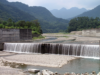 Jhudong Canal – Important Water Resource in Taiwan ( Tourist Attraction)