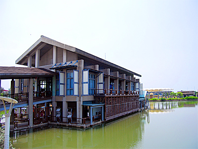 Dapeng Bay Tourist Information Center (Summer Love at Dapeng Bay)