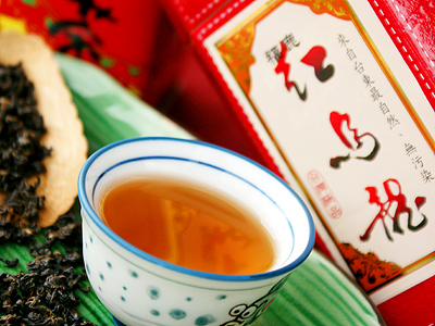 Luye New Featured Tea – The Smooth and Mellow Taste of Red Oolong Tea (Local Specialty)
