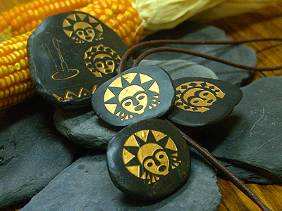 Visiting the Hometown of Aboriginals - Wujie Tribe Turns Stones into Arts
