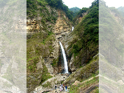Visiting the Hometown of Aboriginals – Shuanglong Waterfall and River Tracing in Shuanglong Tribe