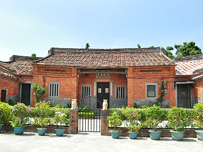 A Century-old Mansion in Danshui – DeAn Residence