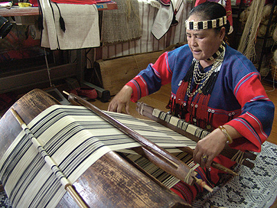 Visiting the Hometown of Aboriginals –Weaving Techniques and Cultural Treasures in Chunyang Tribe