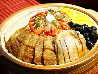 Suzhou-style Cuisine Goes with Different Seasonal Ingredients