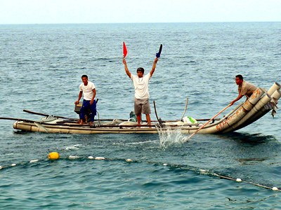Seven Stars Lake Fishnet Fishing Cultural Heritage – Experience Local Fishery Culture (Humanities)