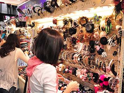 In Search of Goodies in Shihlin Night Market Ladies' Street (Tourist Attraction)