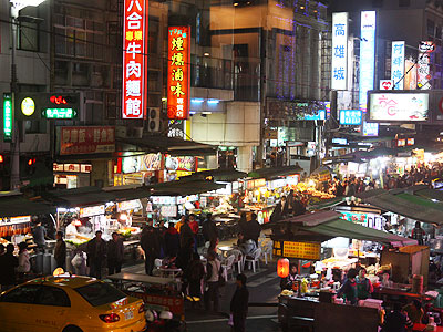 Kaohsiung International Liuhe Night Market (Night Market)