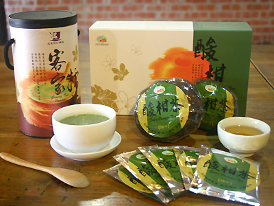 The Unique and Naturally Sweet Taste of Dried Citrus Tea