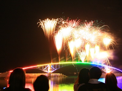 2010 Penghu Fireworks Festival Lasts until June 3rd