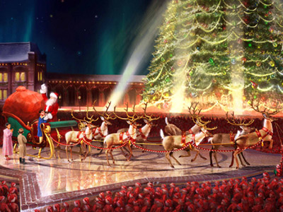 The Polar Express Movie Now in IMAX 3D Theatre