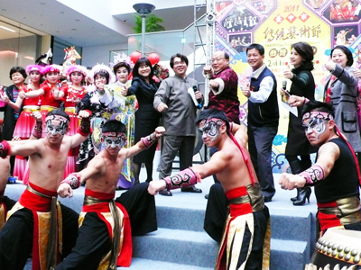 2011 Taichung City Traditional Arts Festival