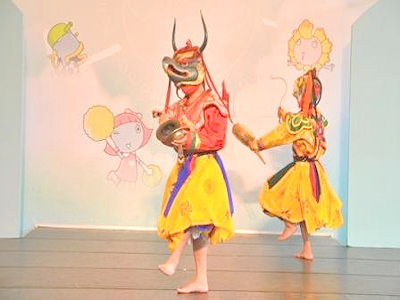 Happy Valley Entertainment Joins Yilan International Children's Folklore and Folkgame Festival