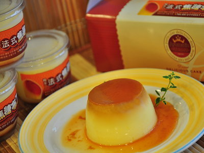 Premium French Caramel Pudding